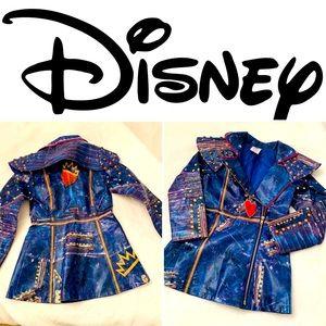 💙Queen of Hearts Rockstar Costume Jacket from DISNEY STORE